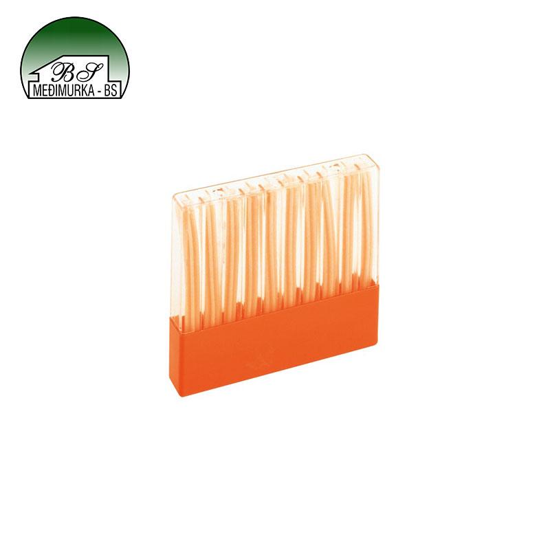 Umeci za čišćenje premazani voskom