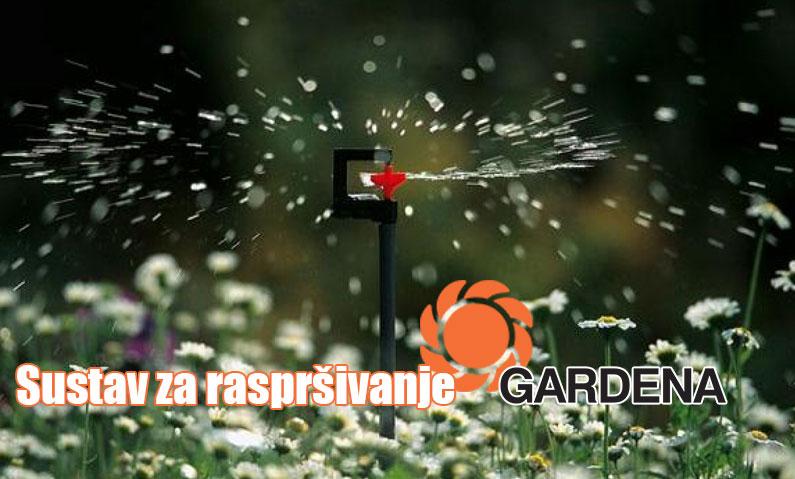 Sustav za raspršivanje GARDENA
