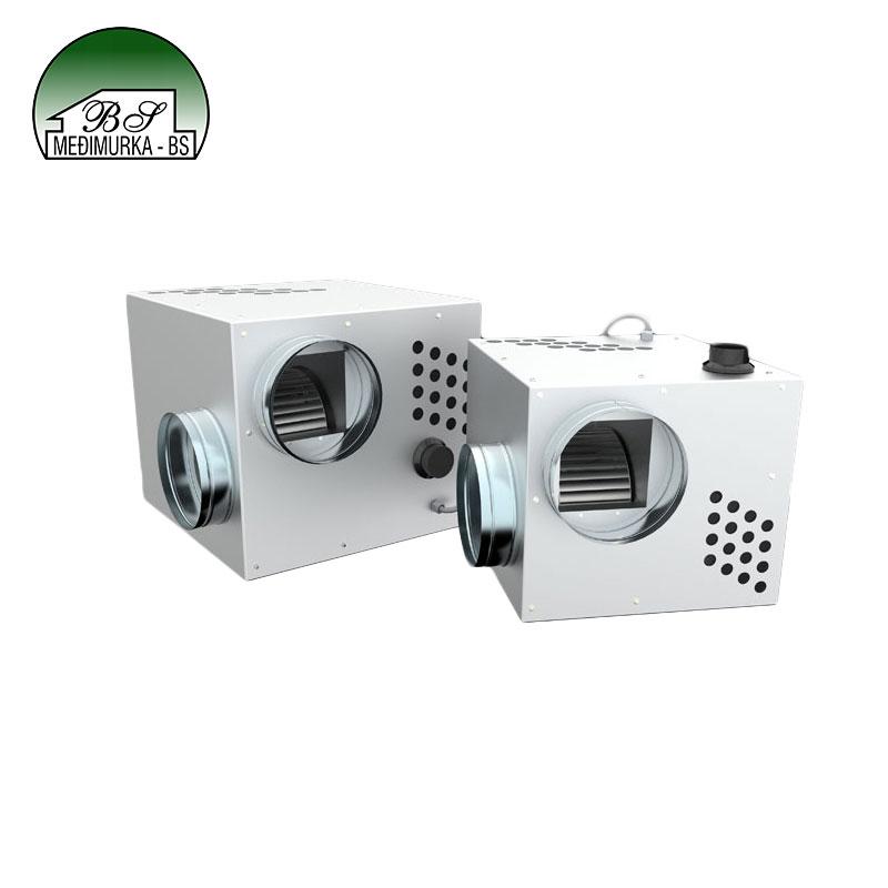 KOM II radijalni ventilator