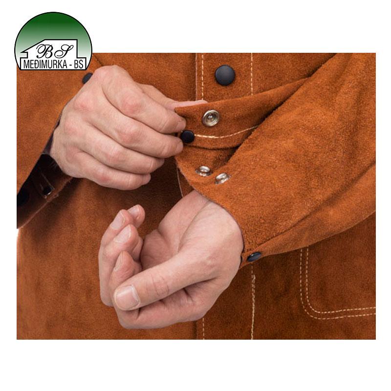 Kožna jakna za zavarivanje STEERSOtuff