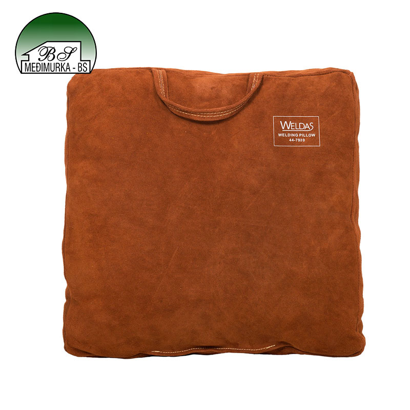 Vatrootporni kožni jastuk