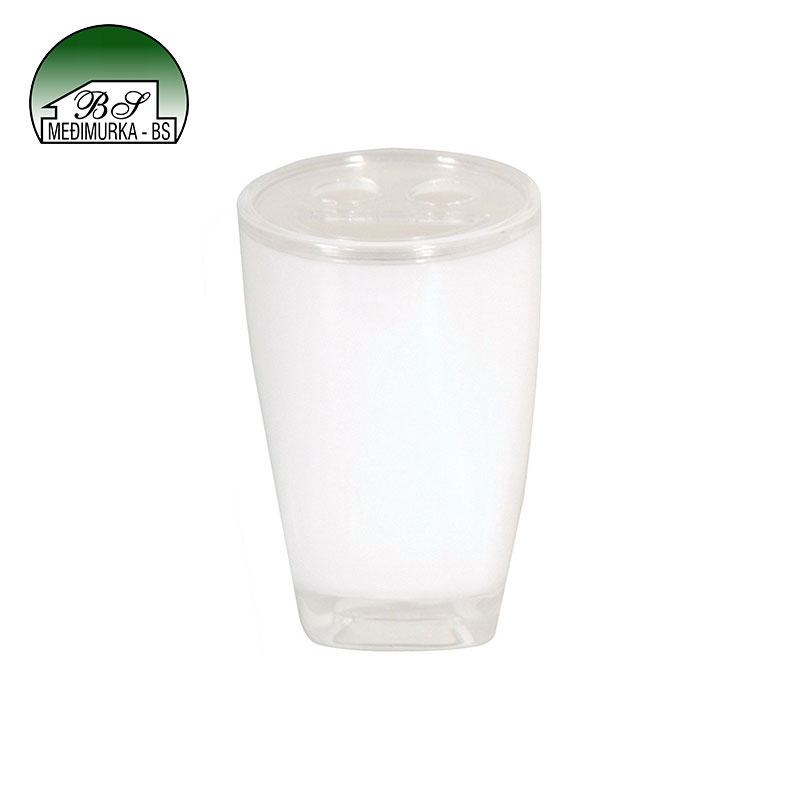 Čaša - držač za četkicu za zube Tahiti