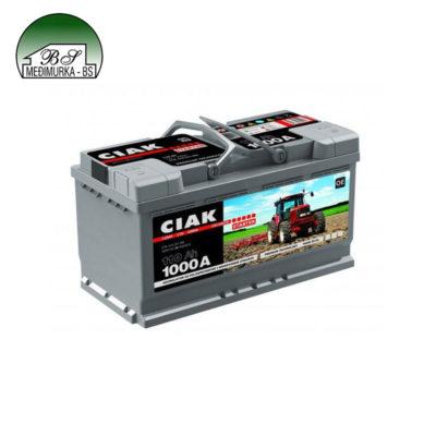 Akumulator Starter 12V 110Ah D+ 1000A