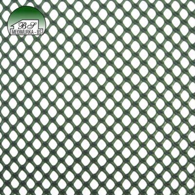 Plastična vrtna mrežasta ograda