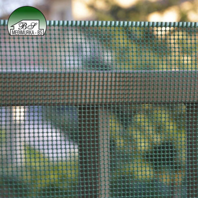 Plastična vrtna mreža Mini Quadra 5x5