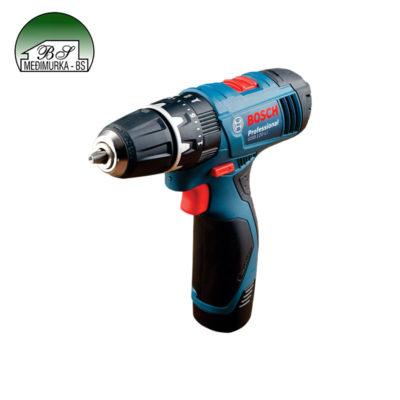 Akumulatorska udarna bušilica-izvijač GSB 120-LI Professional BOSCH