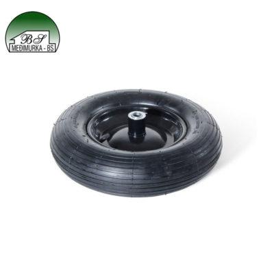 Pneumatski kotač za tačke - crni 95