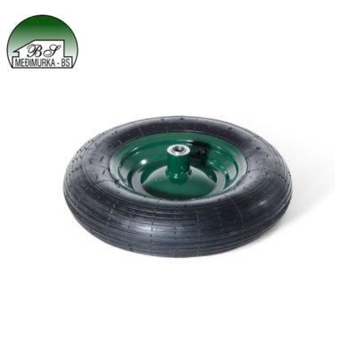 Pneumatski kotač za tačke - zeleni 85