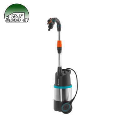 Uranjajuća pumpa za kišnicu 4700/2 inox GARDENA (1764-20)