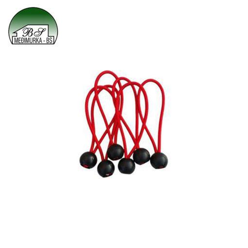 Elastične vezice sa plastičnom kuglicom