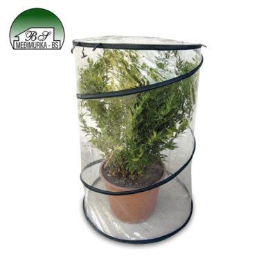Vrtni skočni mini pop-up plastenik